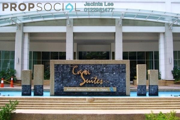 For Sale Serviced Residence at Casa Suites, Petaling Jaya Freehold Semi Furnished 2R/2B 575k