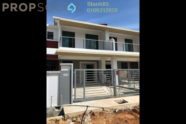 For Sale Terrace at Taman Bertam Perdana, Melaka Freehold Unfurnished 4R/3B 359k