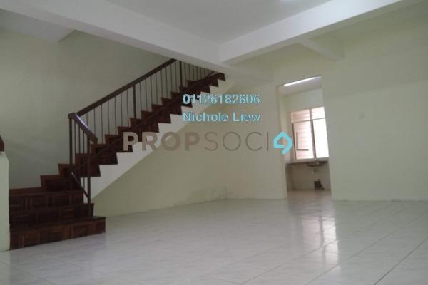 For Sale Terrace at Section 2, Bandar Mahkota Cheras Freehold Semi Furnished 4R/3B 499k