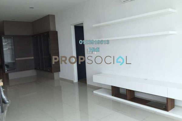 For Sale Condominium at X2 Residency, Puchong Freehold Fully Furnished 3R/4B 720k