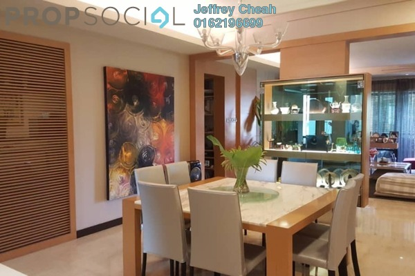For Rent Condominium at Palmyra, Bangsar Freehold Fully Furnished 4R/6B 13k