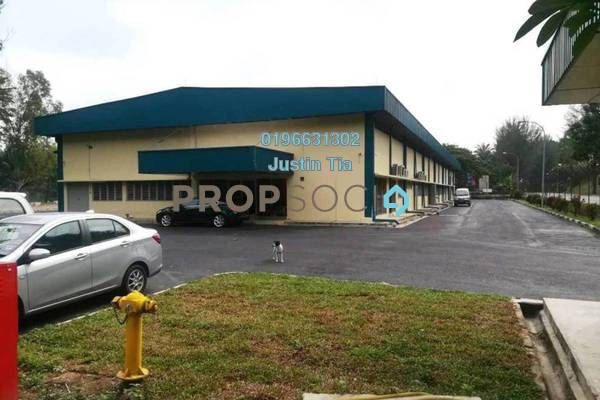 For Sale Factory at Nilai Industrial Estate, Nilai Leasehold Fully Furnished 0R/0B 6.5m