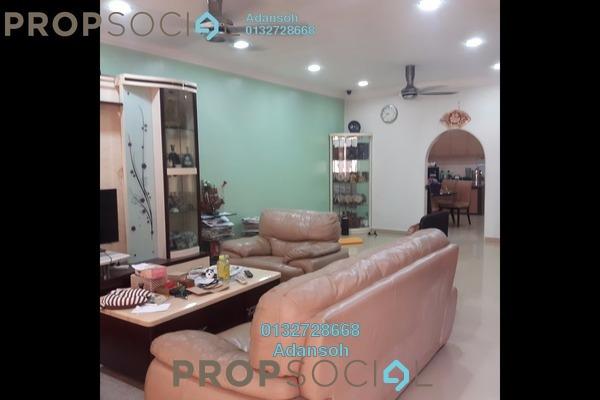 For Sale Terrace at Taman Prima Impian, Segambut Freehold Semi Furnished 4R/4B 1.1m