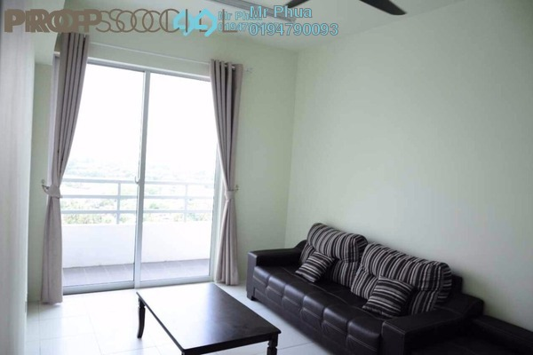 For Sale Condominium at Pinang Laguna, Seberang Jaya Freehold Semi Furnished 4R/2B 325k