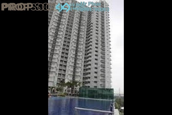 For Sale Condominium at Ocean View Residences, Butterworth Freehold Unfurnished 3R/2B 420k