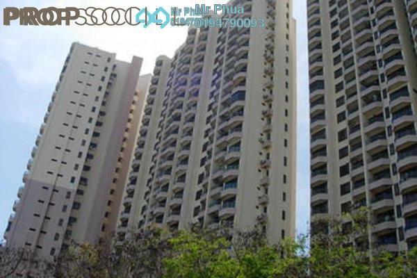 For Sale Condominium at E-Park, Batu Uban Freehold Fully Furnished 3R/2B 460k