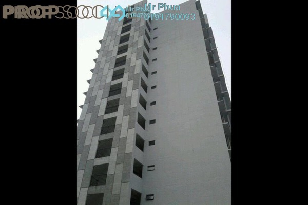 For Sale Condominium at Wellesley Residences, Butterworth Freehold Unfurnished 2R/2B 419k