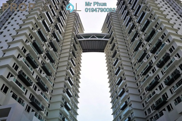 For Sale Condominium at Prominence, Bukit Mertajam Freehold Unfurnished 3R/2B 395k