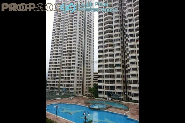 For Sale Condominium at Gurney Park, Gurney Drive Freehold Semi Furnished 3R/2B 850k