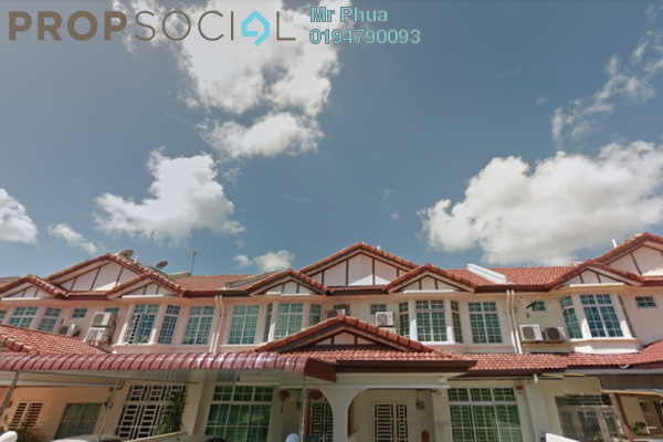 For Sale Terrace at Taman Tunas Muda, Bayan Baru Freehold Unfurnished 3R/2B 530k