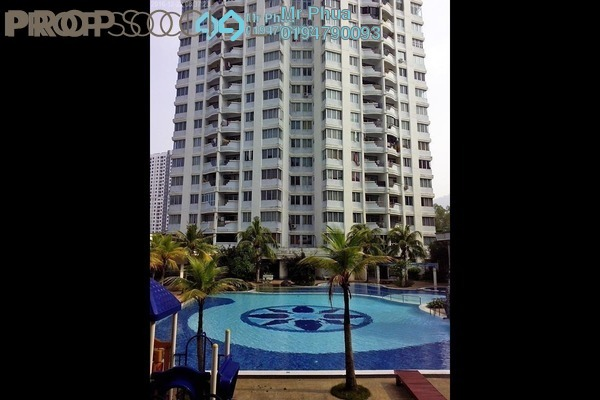For Rent Condominium at U-Garden, Gelugor Freehold Unfurnished 3R/2B 1.08k
