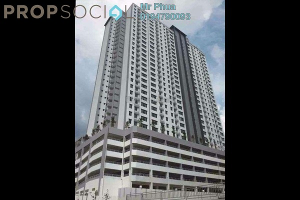 For Rent Condominium at Sierra Residences, Sungai Ara Freehold Unfurnished 3R/2B 1.2k