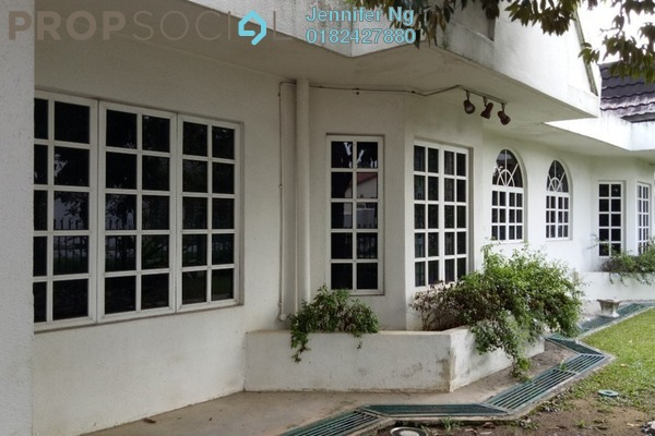 For Rent Bungalow at Section 11, Petaling Jaya Freehold Semi Furnished 5R/5B 7.5k