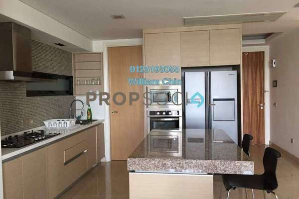 For Rent Condominium at Lumina Kiara, Mont Kiara Freehold Fully Furnished 3R/4B 4.5k