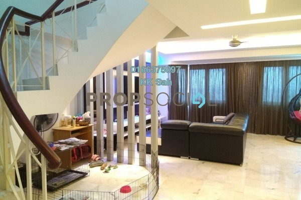 For Sale Condominium at Taman Hulu Langat Jaya, Batu 9 Cheras Freehold Fully Furnished 4R/4B 518k