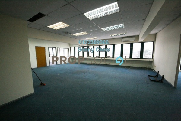 For Sale Office at Perdana Business Centre, Damansara Perdana Freehold Semi Furnished 0R/0B 648k