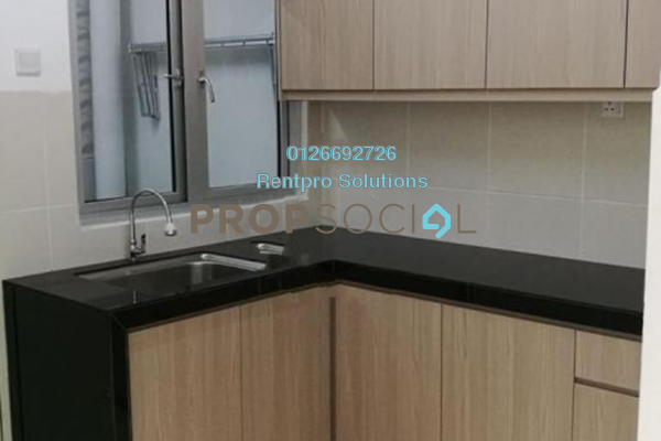 For Rent Apartment at The Link, Bukit Jalil Freehold Unfurnished 3R/2B 1.5k