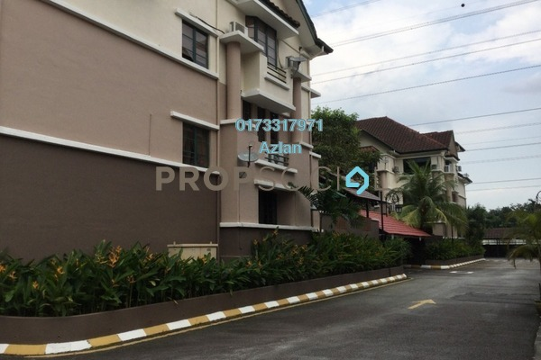 For Rent Townhouse at Ampang 971, Ampang Hilir Freehold Fully Furnished 3R/3B 6k