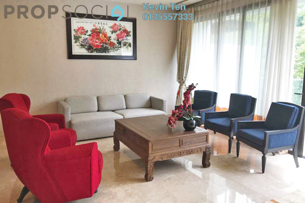 For Rent Villa at Kenny Heights Sanctuary, Kenny Heights Freehold Fully Furnished 4R/5B 12k