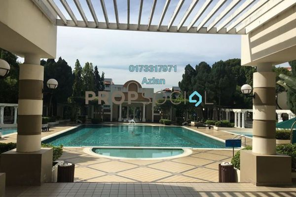 For Sale Condominium at Tivoli Villas, Bangsar Freehold Fully Furnished 2R/1B 598k