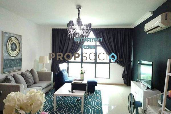 For Sale Serviced Residence at Vista Alam, Shah Alam Leasehold Fully Furnished 3R/2B 720k