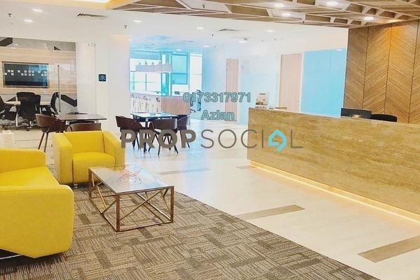 For Rent Office at Menara Axiata, KL Sentral Freehold Semi Furnished 0R/0B 600translationmissing:en.pricing.unit