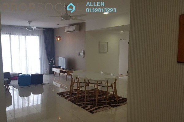For Rent Condominium at Imperia, Puteri Harbour Freehold Fully Furnished 3R/3B 3.5k