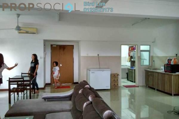 For Sale Terrace at Residensi Desa, Kuchai Lama Freehold Semi Furnished 3R/2B 662k