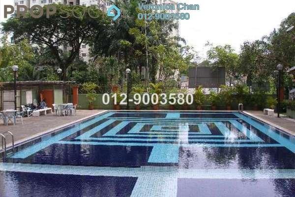 For Rent Condominium at Taman Abadi Indah, Taman Desa Leasehold Fully Furnished 3R/2B 1.6k