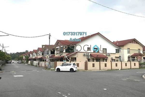 For Sale Townhouse at Bandar Country Homes, Rawang Freehold Semi Furnished 3R/2B 290k