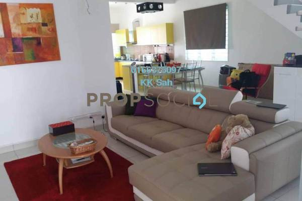 For Sale Superlink at Tiara East, Semenyih Freehold Fully Furnished 5R/3B 638k