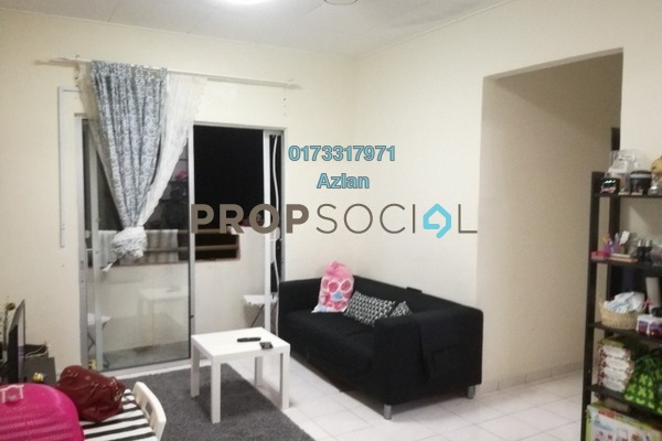 For Sale Apartment at Sri Hijauan, Ukay Freehold Unfurnished 3R/2B 255k