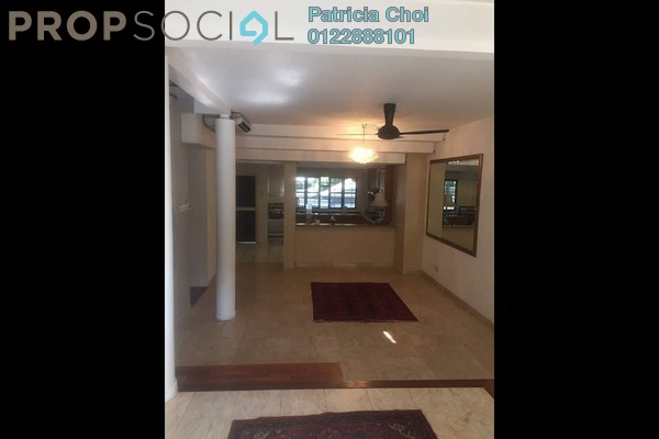 For Rent Townhouse at Anjung Damai, KLCC Freehold Semi Furnished 3R/3B 5.5k