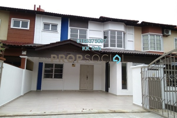For Sale Link at Bandar Sunway Semenyih, Semenyih Freehold Semi Furnished 4R/4B 488k