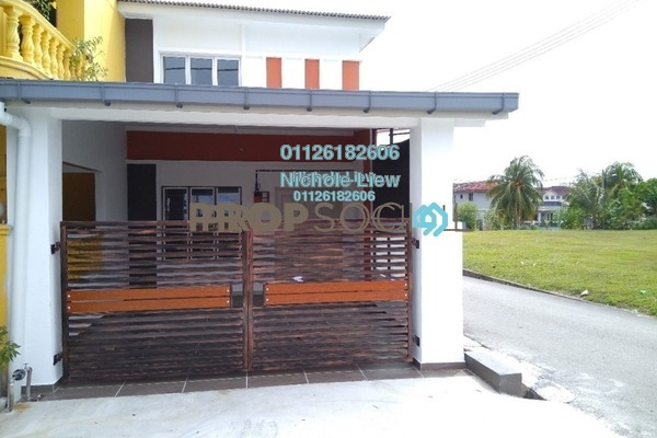 For Sale Terrace at Bandar Rinching, Semenyih Freehold Unfurnished 3R/2B 355k