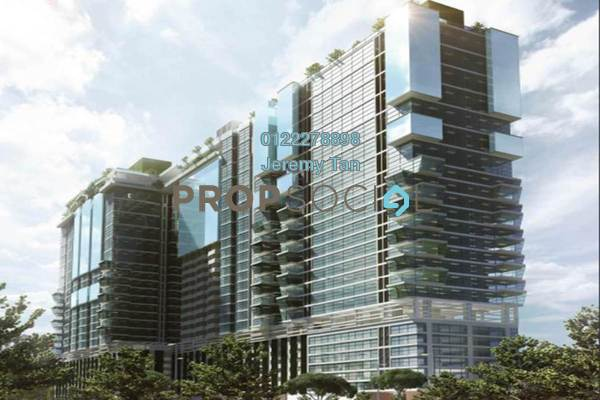 For Rent SoHo/Studio at 3 Towers, Ampang Hilir Freehold Unfurnished 0R/1B 2.8k