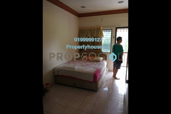 For Sale Apartment at Bangunan Sri Layang, Brickfields Freehold Semi Furnished 0R/0B 350k