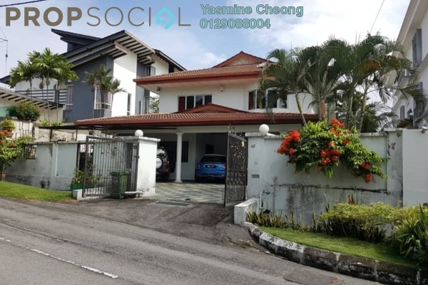 For Sale Bungalow at Bukit Damansara, Damansara Heights Freehold Fully Furnished 5R/5B 9.5m