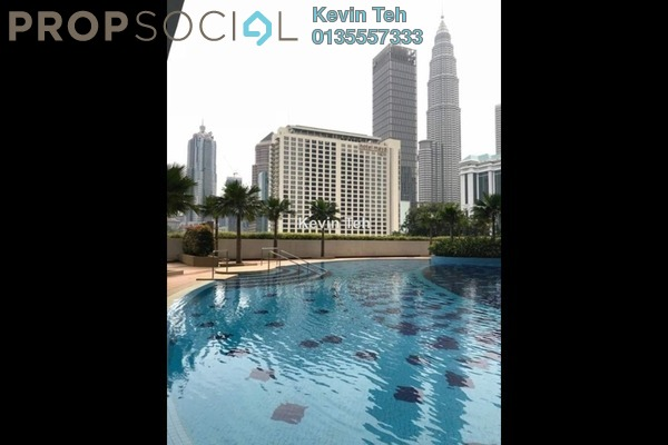 For Sale Condominium at Crest Jalan Sultan Ismail, KLCC Freehold Fully Furnished 3R/2B 1.7百万