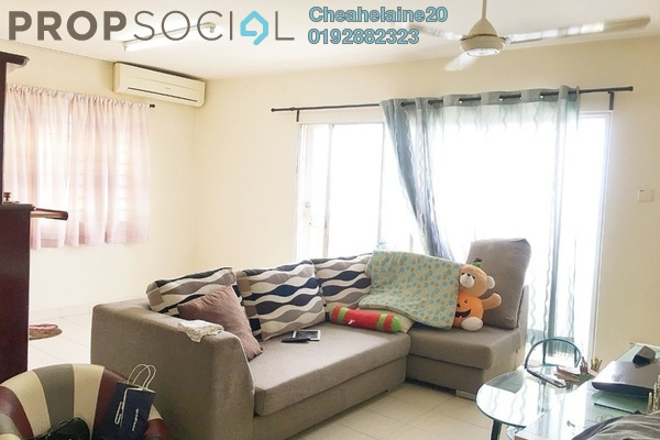 For Sale Condominium at Magna Ville, Selayang Freehold Semi Furnished 3R/2B 350k