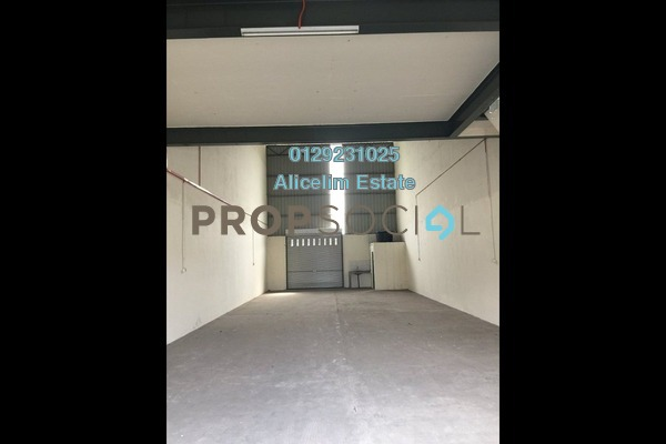 For Sale Factory at SD5, Bandar Sri Damansara Freehold Unfurnished 0R/2B 858k
