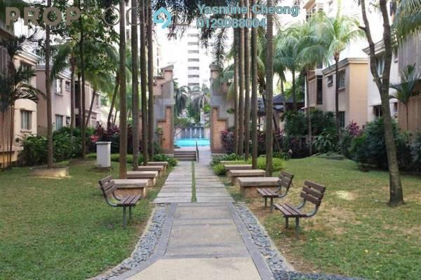 For Sale Condominium at Puncak Nusa Kelana, Ara Damansara Freehold Fully Furnished 3R/3B 650k