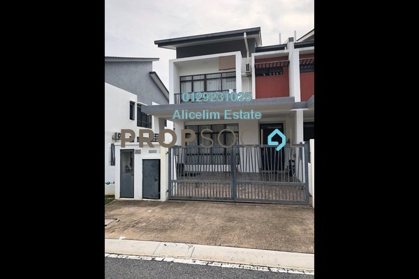 For Sale Terrace at M Residence 2, Rawang Freehold Semi Furnished 4R/3B 579k