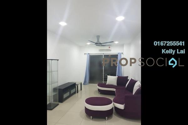 For Sale Condominium at Casa Idaman, Jalan Ipoh Freehold Semi Furnished 3R/2B 460k