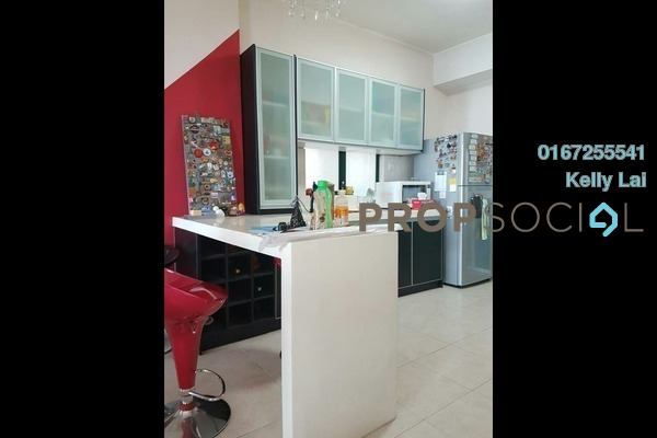 For Sale Condominium at Changkat View, Dutamas Freehold Semi Furnished 3R/2B 540k