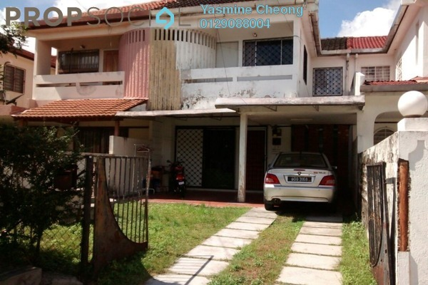 For Sale Terrace at SS22, Damansara Jaya Freehold Semi Furnished 4R/3B 990k