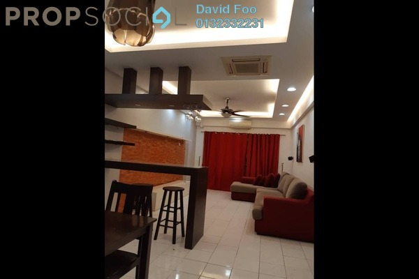 For Sale Apartment at Jalil Damai, Bukit Jalil Freehold Semi Furnished 3R/2B 430k