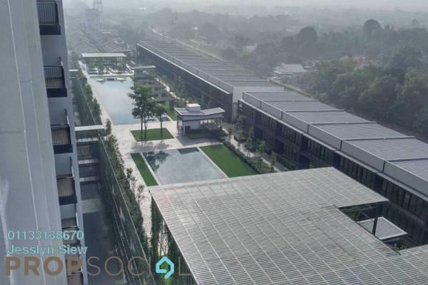 For Sale Condominium at Ken Rimba, Shah Alam Freehold Unfurnished 3R/2B 485k