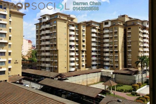 For Sale Condominium at Sri Desa, Kuchai Lama Freehold Semi Furnished 3R/2B 409k