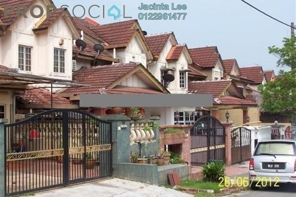 For Sale Terrace at BRP 7, Bukit Rahman Putra Freehold Semi Furnished 4R/3B 567k